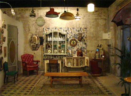 Barcelona muebles y decoraci n hogar y jard n - Muebles vintage en barcelona ...