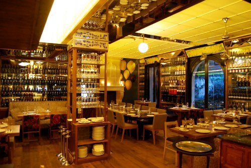 Boca Grande Un Restaurante Para Ver Y Ser Visto En