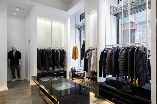 5d985928f Las 5 mejores tiendas de moda para el hombre de Barcelona ...