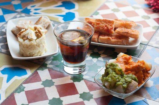 Barcelona gastronom a restaurantes - Restaurante adrede ...
