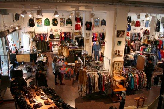 Top 5 con las mejores tiendas de moda vintage de Barcelona