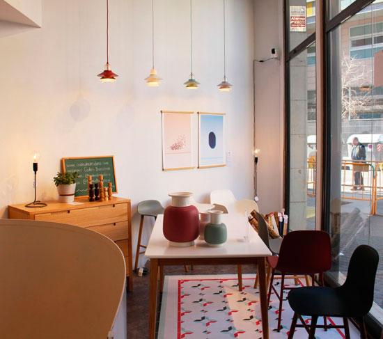 barcelona muebles y decoraci n hogar y jard n On muebles escandinavos barcelona