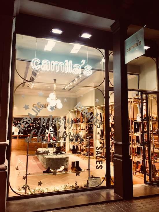 Casas Abre Propia En Tienda De Zapatos Marca Camila'sLa 354jARL