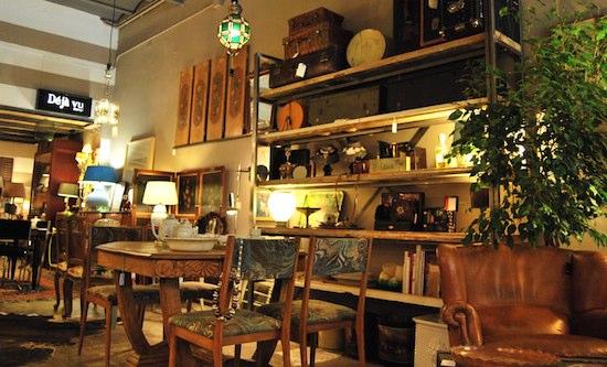 DÉJÀ VU: Muebles y decoración vintage en Barcelona ...