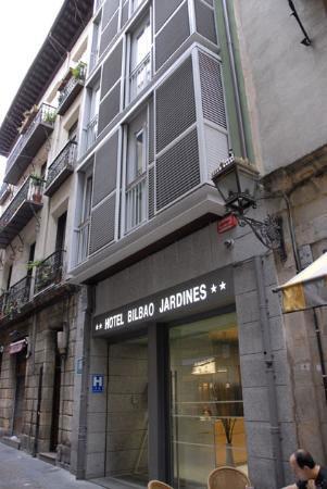 Bilbao empresas y negocios - Hotel bilbao jardines ...