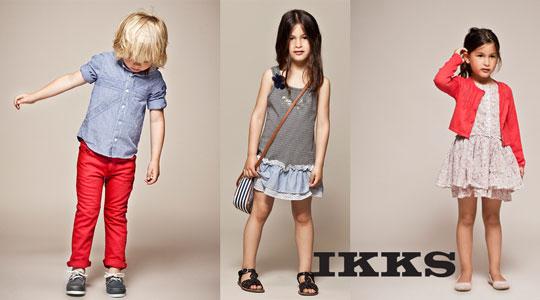 hot new products low priced arrives Ikks Kids: chic francés para niños en Bilbao | DolceCity.com