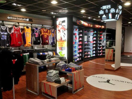 Basket Country: la tienda de baloncesto más completa de