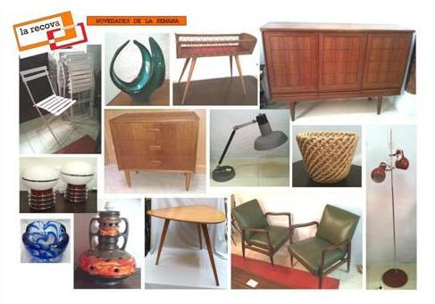 Muebles de segunda mano en La Recova | DolceCity.com