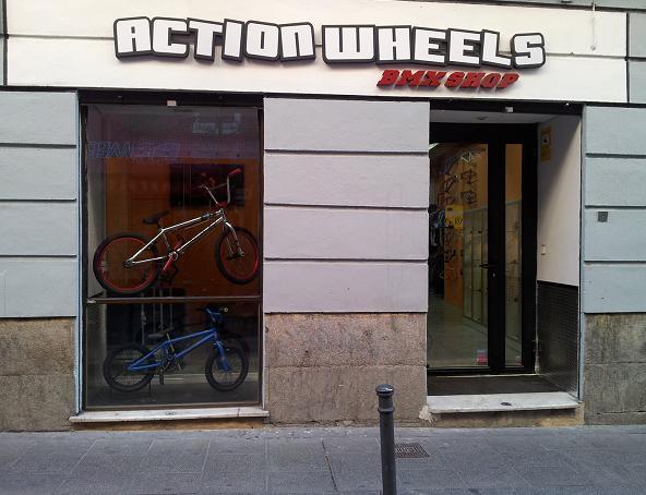 Shop Wheels Practicar Bmx Para En MadridTodo Action 3ALq45SRjc