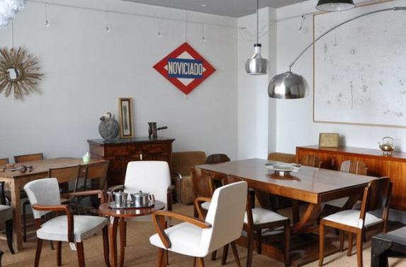 Va de Retro: Los mejores muebles vintage de Madrid ...