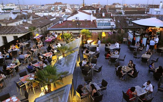 5 Terrazas De Madrid Para Disfrutar Del Buen Tiempo