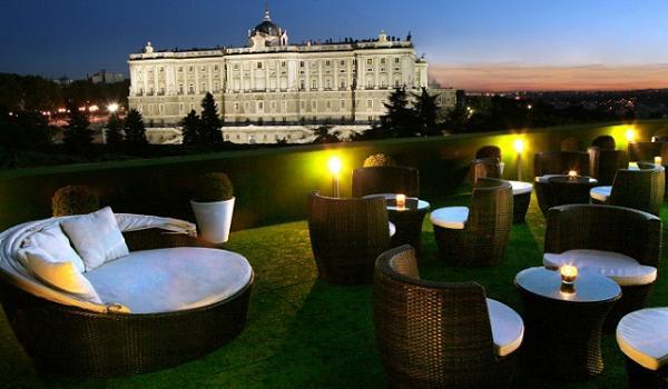 Las 5 Terrazas Con Mejores Vistas De Madrid Dolcecity Com