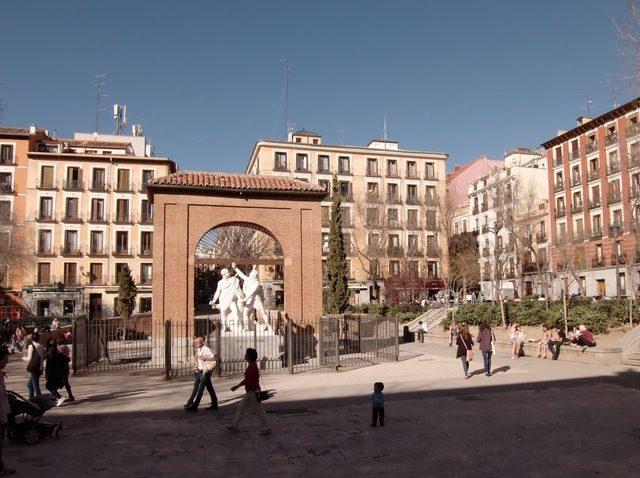 Planes Para Un Día De Sol En Madrid Plaza Del Dos De Mayo
