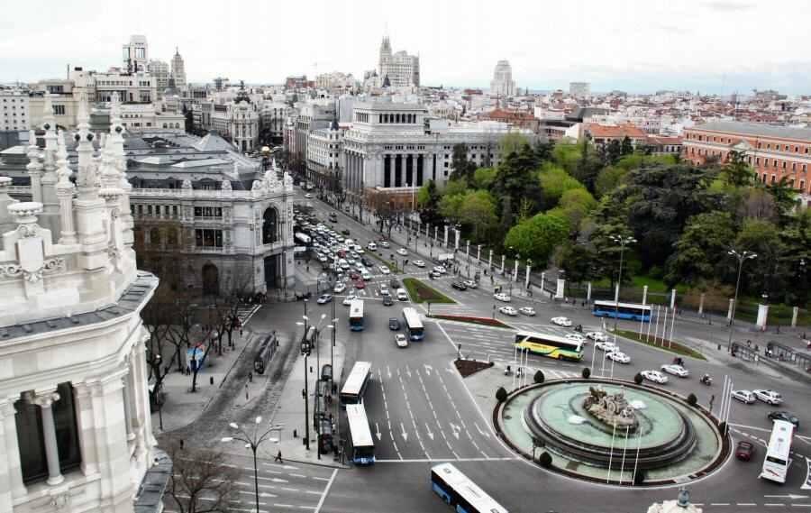 Las Mejores Vistas Veraniegas De Madrid Desde La Terraza