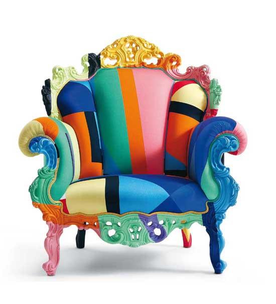 Sillones Coloridos.Colorido En La Nueva Coleccion De Cappellini Dolcecity Com