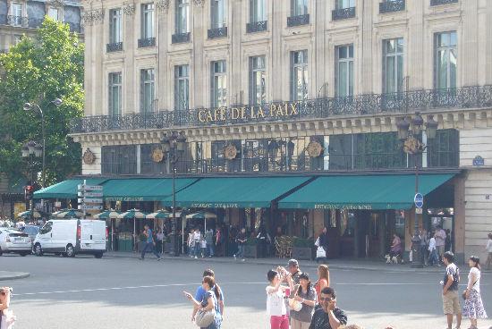 Vamos Paris Restaurant