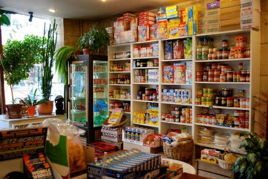 Thanksgiving Productos 100 Americanos En Esta Tienda De Paris