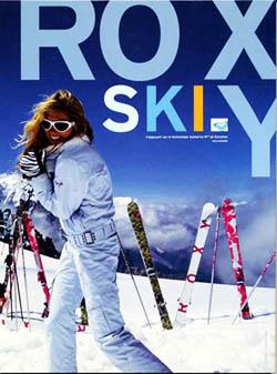 Ropa deSnow marca Roxy