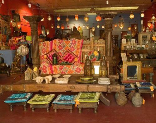 Tiendas De Decoracion En Sevilla ~ Huerta de San Vicente, mobiliario y objetos del mundo en Sevilla