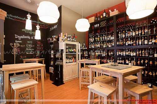 La Azotea tienda, vinos y delicatessen en Sevilla