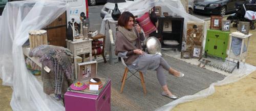 Sevilla compras tiendas y centros comerciales - Mercadillo de muebles ...