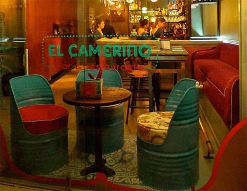 Informaci n sobre paramita en dolcecity - Decoracion de bares de tapas ...