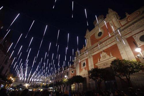 Sevilla ocio teatro cine conciertos y espect culos - Iluminacion sevilla ...