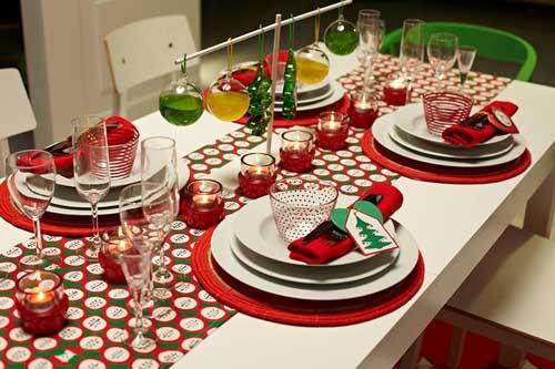 Ikea en dolcecity - Mesas para navidad decoracion ...