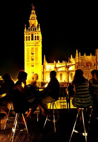 5 Terrazas Para Disfrutar La Semana Santa En Sevilla