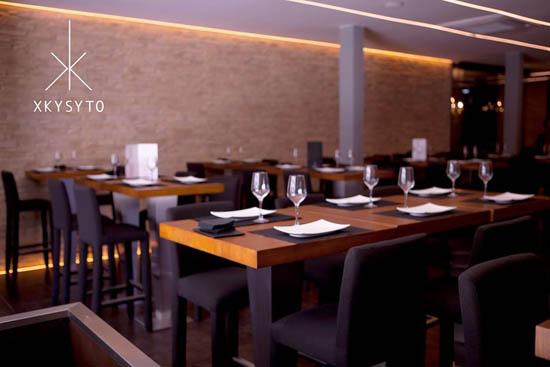 Dolcecity sevilla for Cocinas de restaurantes modernos