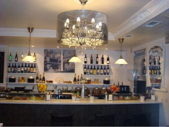 Valencia gastronom a restaurantes - Decoracion de bares de copas ...
