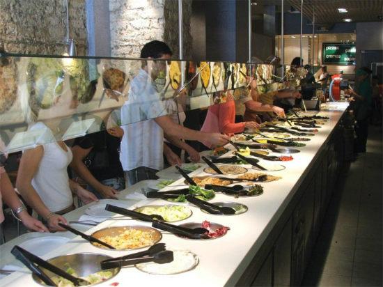 Surprising 5 Buffets Libres Donde Comer Sin Parar En Valencia Beutiful Home Inspiration Xortanetmahrainfo