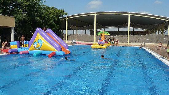 Valencia deportes for Benicalap piscina